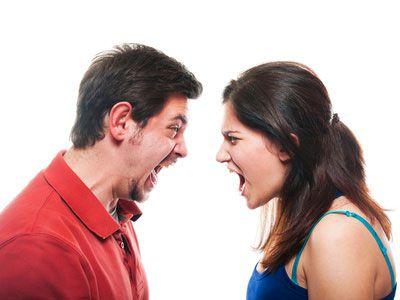В паре возможны частые ссоры