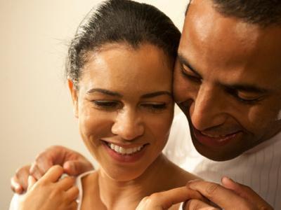 Романтика присутствует в отношениях пары