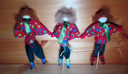 Куклы обереги имеют много значений