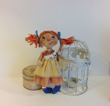 Куклы обереги помогают в быту