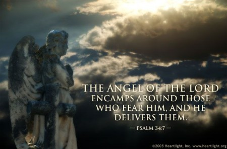 Читайте псалмы и верьте в их силу