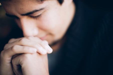 Читать молитвы нужно искренне