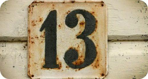 У людей с кармическим кодом 13 жизнь полна приключений