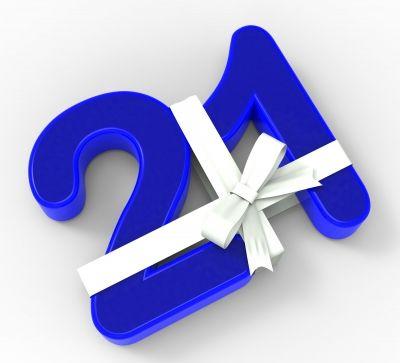 21 – символ победы