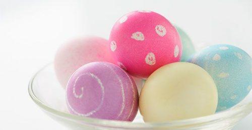 Кушаем заговоренные яйца