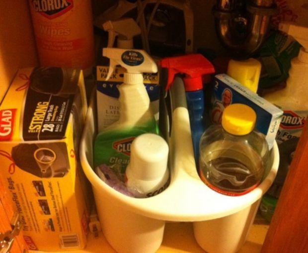 Генеральная уборка для очищения квартиры