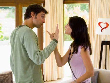 Любовницы часто используют рассорку