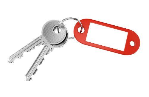 Заговоренный ключ несет важную функцию