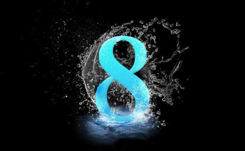 Энергия изобилия преобладает в доме с номером восемь