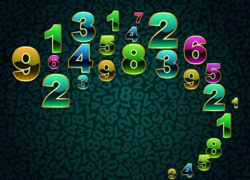 По Фен - шую встречаются негативные комбинации чисел