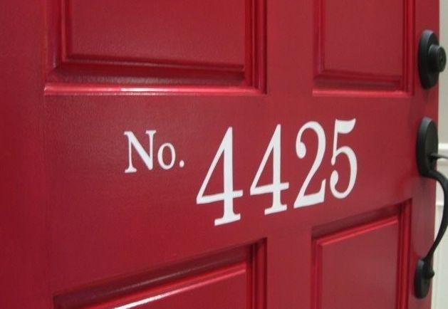 Сложите сумму цифр адреса квартиры и получите число по фен - шую