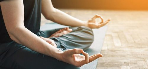 В жилище под номером семь хорошо медитировать