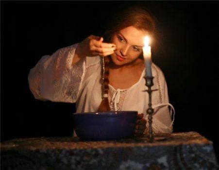 Люди издавна использовали магию для устранения проблем