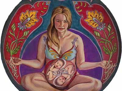 Рождение двойни зависит от многих факторов